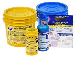 Smooth On - Mold Star™ 15 SLOW