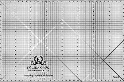Grid Square Ruler