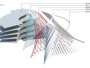 Vplyv využitia BIM pri návrhu komplexných tvarov a fasád