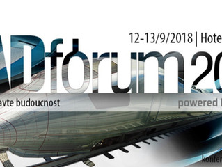 Konferencia CADfórum 2018