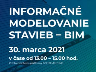 BIM = Informačné modelovanie stavieb