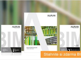 Príručky ALLPLAN: Všetko o BIMe prehľadne na jednom mieste