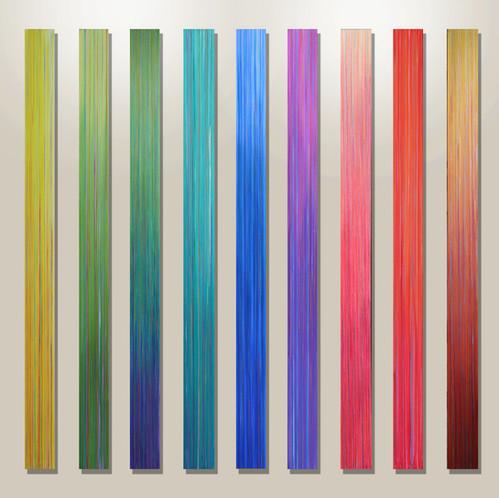 Iridescent Flames Color array