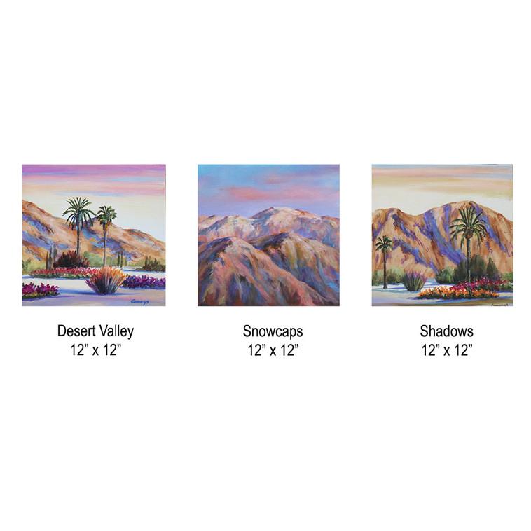 Small Desert Scenes