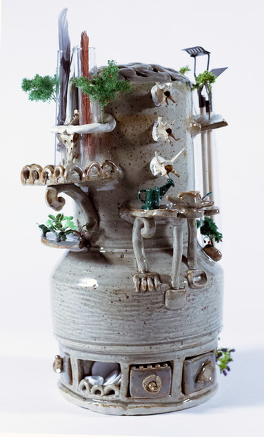 Farm Vase