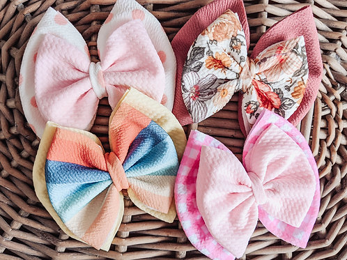Mystery Layered Bows
