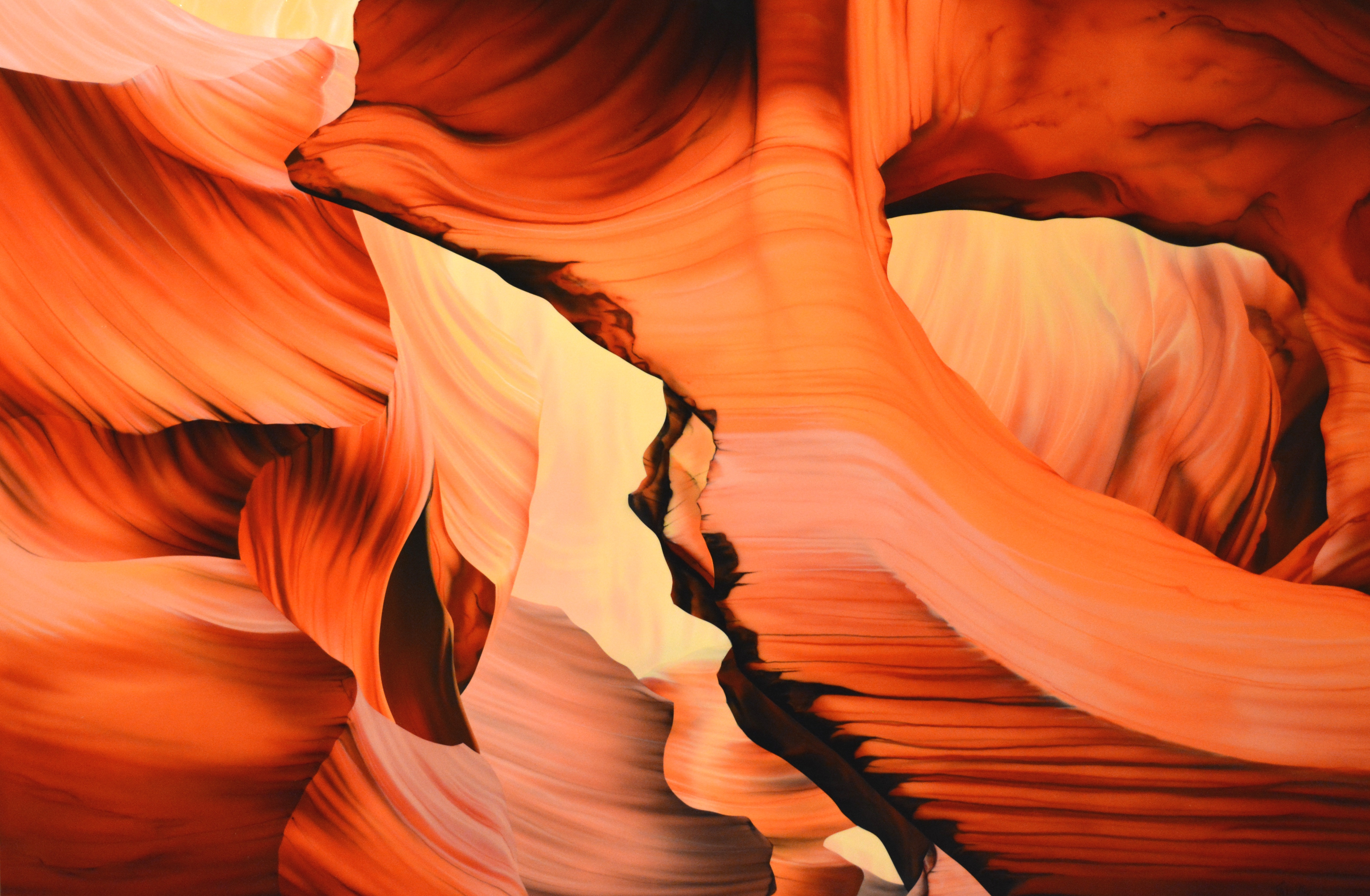Antelope Canyon Window