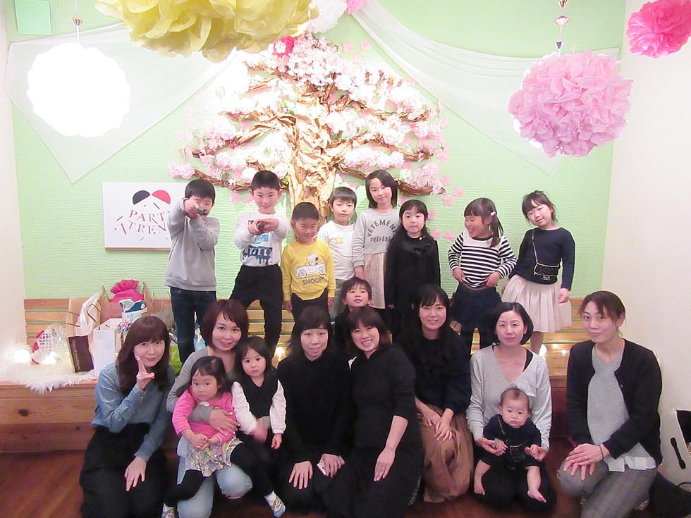 加古川でママ友のママ会!赤ちゃんから大人まで楽しい時間を過ごせます