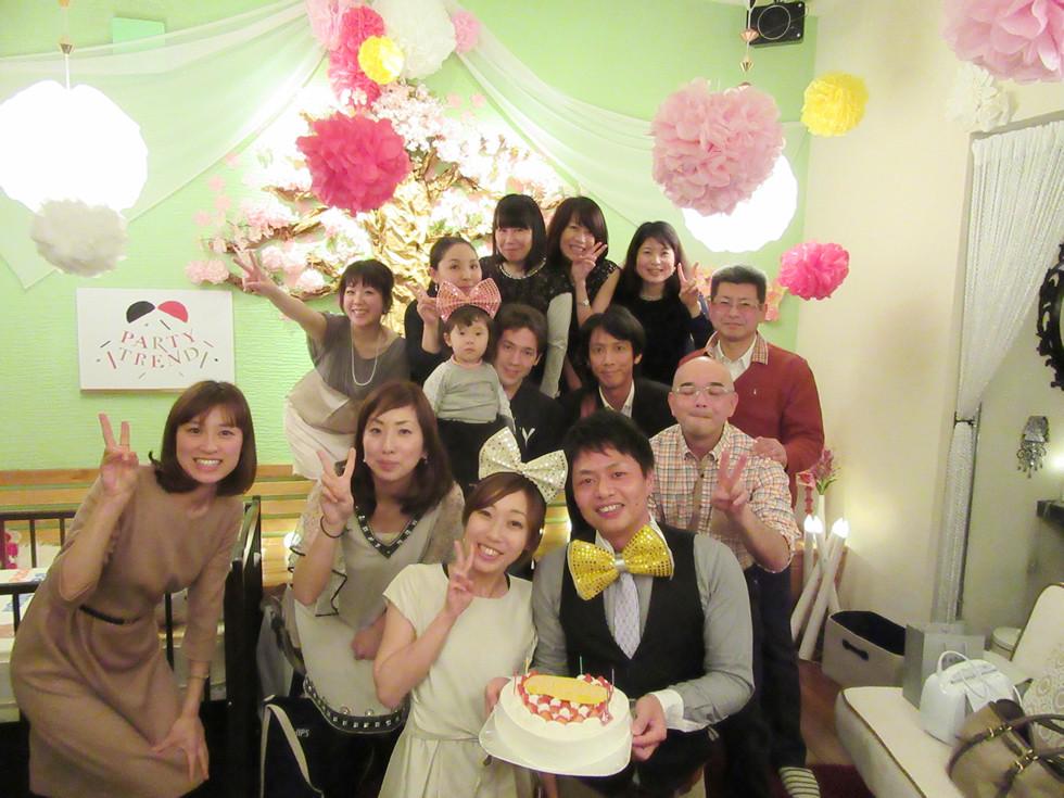 加古川ウェディングパーティー