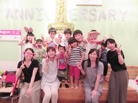 加古川でママ友のママ会するなら貸切でパーティトレンド!!赤ちゃんから大人まで楽しめます