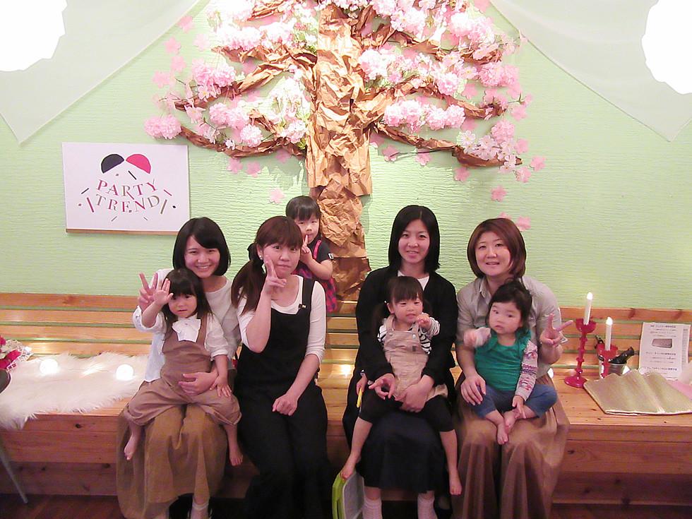 ママ友のママ会で加古川で貸切パーティー!!