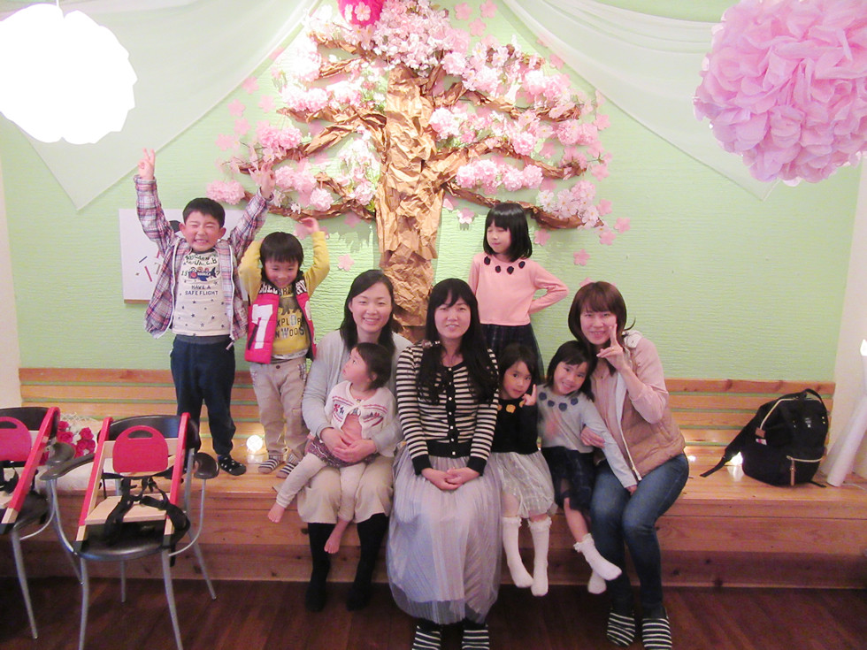 楽しいママ友のママ会は貸切でお子様もテンションMAXです!加古川からご来店
