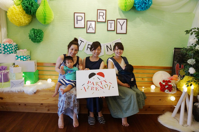 ママ友加古川個室貸切でご来店!