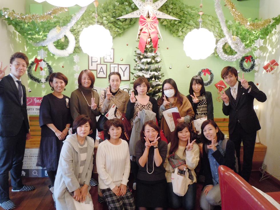 加古川で貸切勉強会、会場で