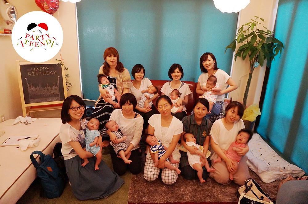 加古川ママ友集まり貸切で個室