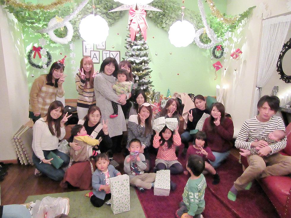 みんなで貸切クリスマスパーティー加古川の人気パーティーレンタルルーム