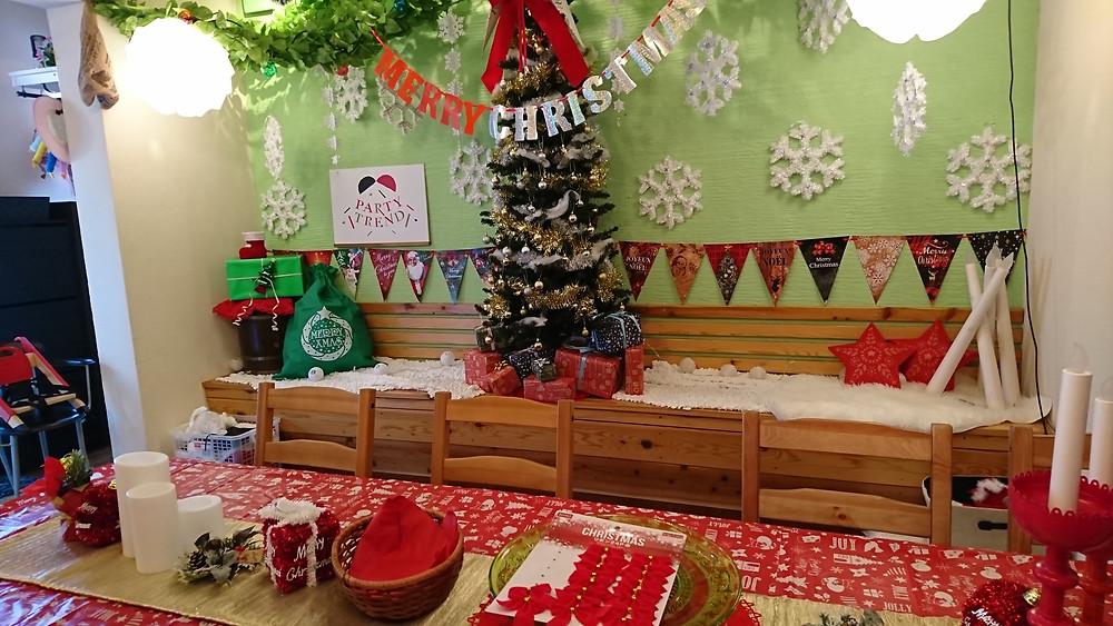 加古川で貸切クリスマスパーティートレンド!!
