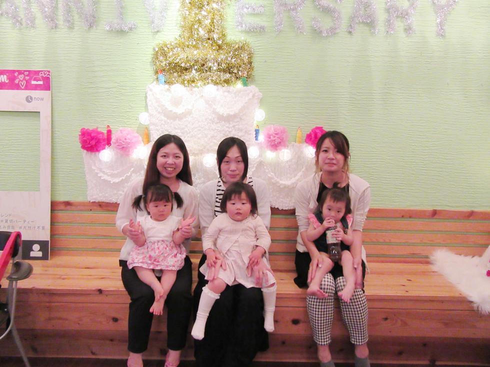加古川で貸切でママ会!!赤ちゃんからママも楽しめる貸切レンタルルーム!完全個室!!