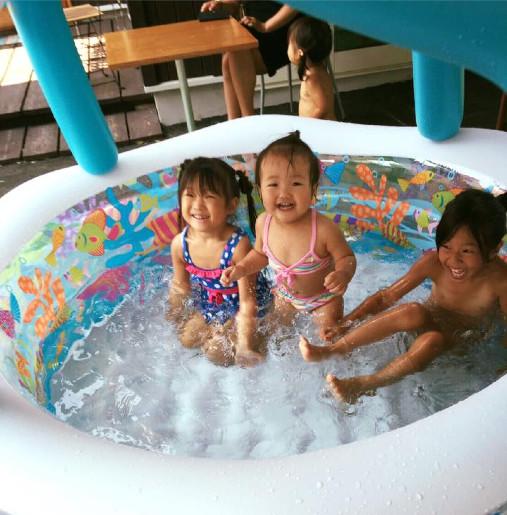 パーティートレンド夏休み限定プール