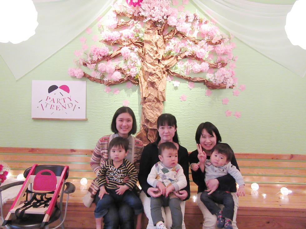 加古川貸切ママ会赤ちゃんがいても大丈夫!