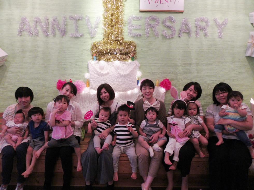 加古川にママも楽しめる貸切ルーム!パーティートレンド!小さなお子様や赤ちゃんも大はしゃぎ!
