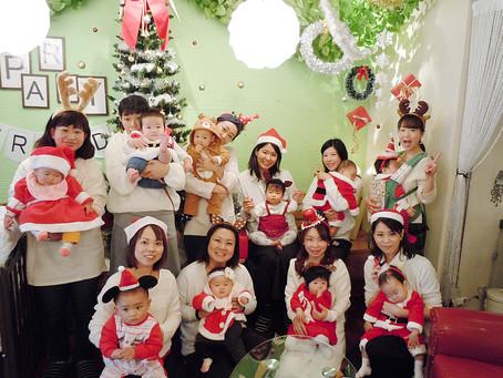 加古川で貸切クリスマスパーティー!!ママ友集合!