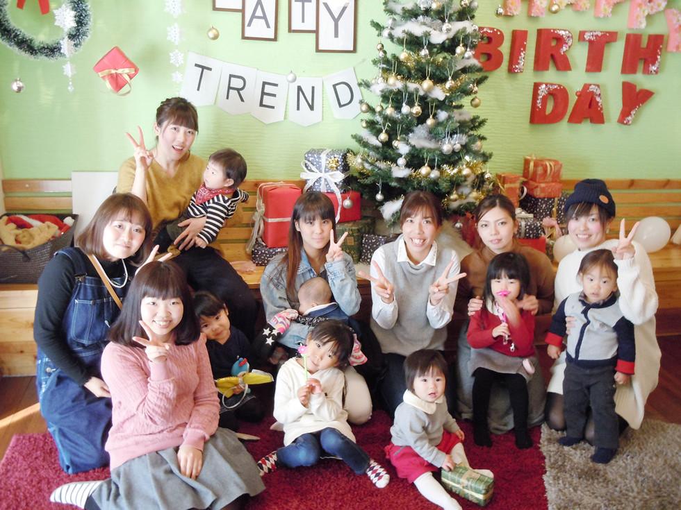 加古川で貸切誕生日会!ママ友とお子様