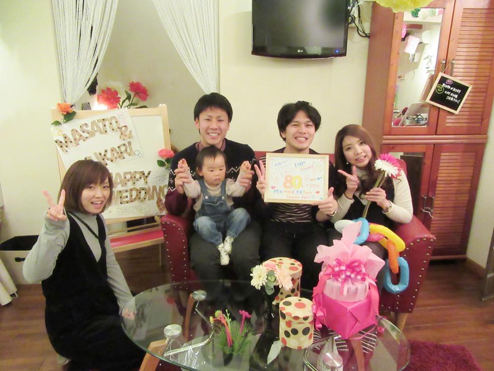 ウェディングパーティー!加古川PARTY TRENDパーティートレンド