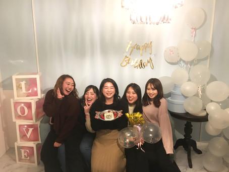 東加古川でパーティーするなら新在家コベヤ★東加古川誕生日会個室♪