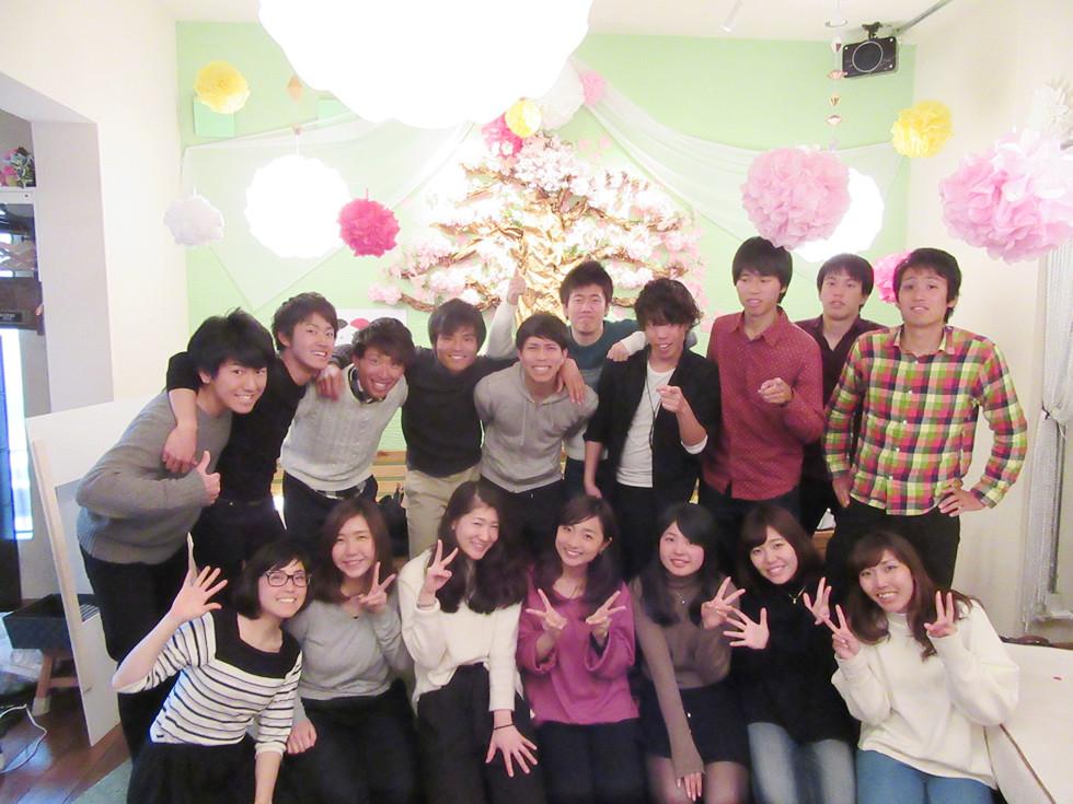 大阪から貸切パーティー!!ご来店ありがとうございます!