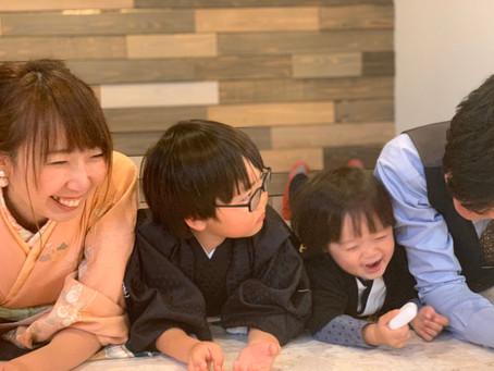 加古川貸切新在家コベヤ☆七五三後撮り☆撮影利用☆