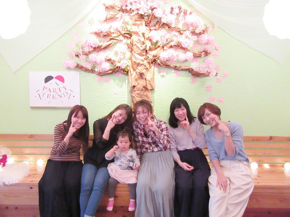 加古川で貸切女子パーティー!!みんなでワイワイサワゲー隠れ家お店