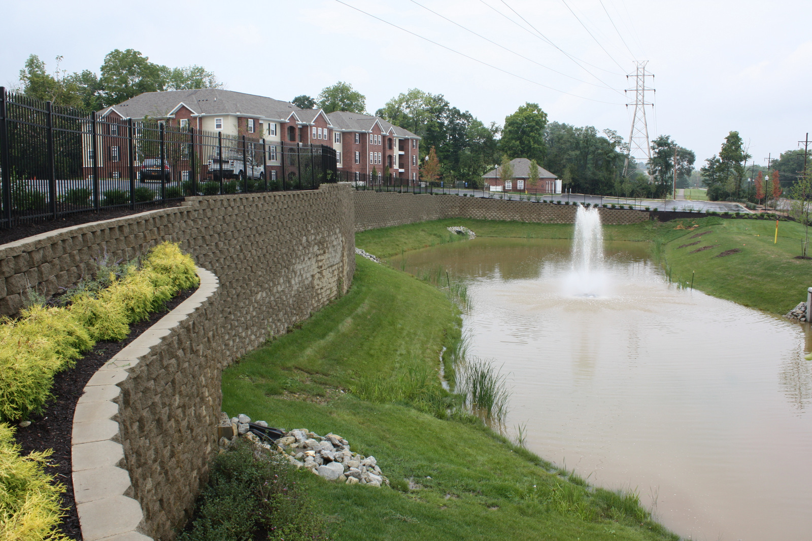 Segmented Retaining Walls