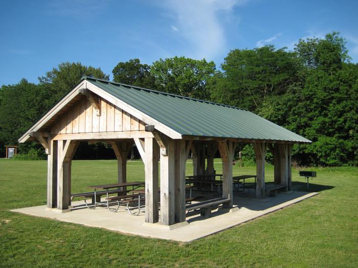 Stillwater Prairie Shelter -Covington, OH