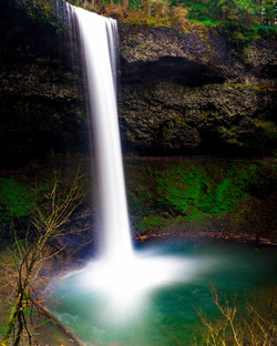 Oregon SilverState Falls