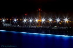 Golden Gate Bridge Stars and Stripes