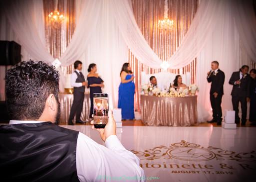 Wedding Toasts Inception