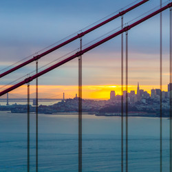 San Francisco Sunrise