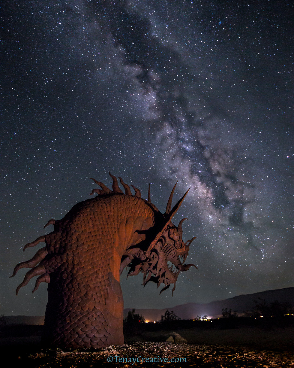 Dragons Attack (Las Galletas Meadows)