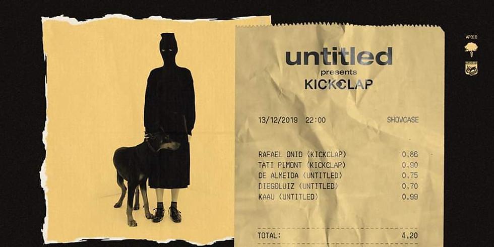 Untitled 20 SP Kickclap Showcase w/ Rafael Onid & Tati Pimont