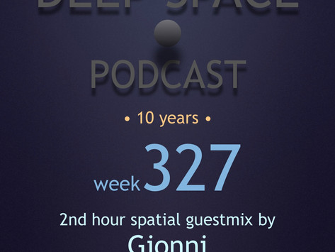 Marcelo Tavares - Deep Space Podcast - guestmix: GIONNI