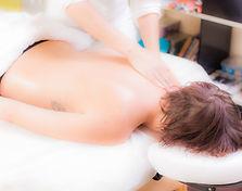 Massage du dos Pau