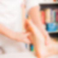 Massage pieds et mains Rébénacq