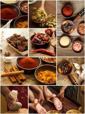Découvrez les huit règles d'or du régime ayurvédique, pour des repas harmonieux et une alimentation saine, variée et équilibrée au quotidien…