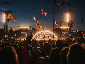 Roskilde Festival Starts Collaborating With Activity Stream