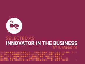 Activity Stream Announced As 2019 Innovator In IQ Magazine
