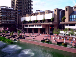 The Barbican Centre Goes Live With Activity Stream