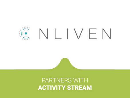 NLiven Partners With Activity Stream For Customer Excellence