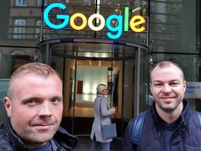 Activity Stream Included In The Google Marketing Innovation Program