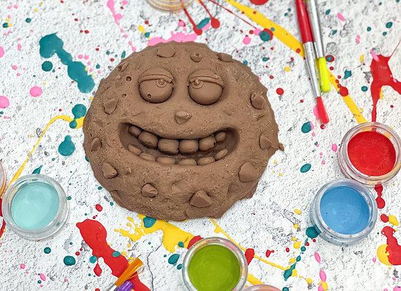 Chocolate 'Chips' Paint 'n' Create Set